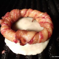 Bacon Ring Burger