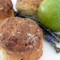 Recipe For Lavender And Lime Scones