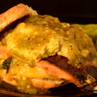 Chile Relleno Burger