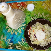 Favorite Coleslaw Dressing
