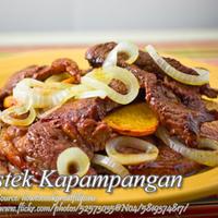 Bistek Kapampangan (Quick and Easy)