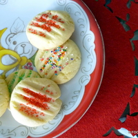 SUGAR sweetie BUTTER cookies