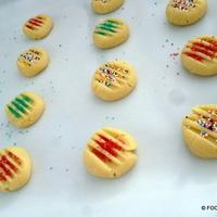 simple SUGAR sweetie BUTTER cookies (eggless)