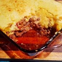 Simple Savory Tamale Pie