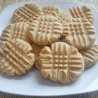 Game Day Peanut Butter Cookies
