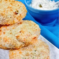 Fish Cakes Recipe Air Fryer Method