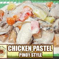 Chicken Pastel Pinoy Style