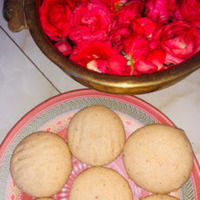 Benne Biscuit / Nankhatai biscuit