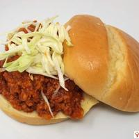 Asian Style Sloppy Joes