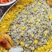 Rice and potato