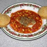 Las Vegas Recipe Guru Summerlin Tomato Corn Vegetable Chowder