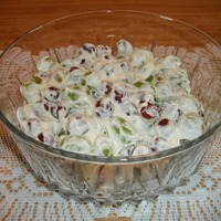 Easy Grape Salad