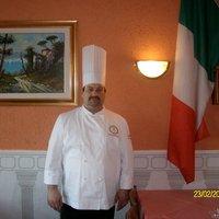 Chef Giuseppe Pizzata
