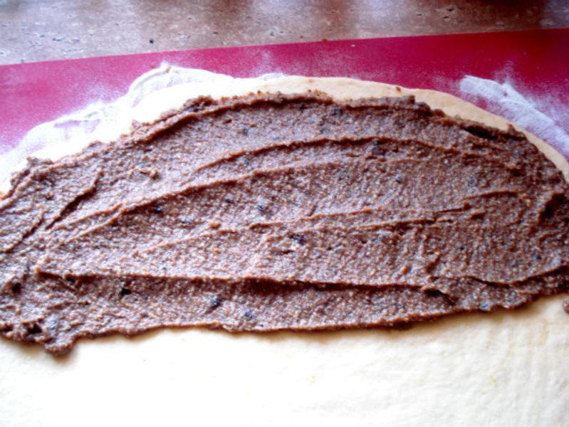 Croatian Walnut Cake