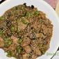 Oriental Chicken and Edamame