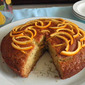 EGGLESS ORANGE BANANA CAKE