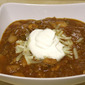 3 Meat Chili with Beans