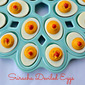 Spice up your Easter: Sriracha Deviled Eggs