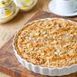 Caramel Apple Cheesecake Tart