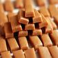 Caramel Candy Gold Bars