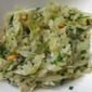 Cabbage Poha