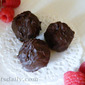 Healthy Vegan Almond Truffles