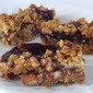 Peanut Butter and Jelly Day: Granola Bars