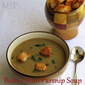 Parsnip Butter Bean Soup