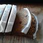Pumpkin Bread w/Caramel Icing
