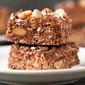 Gluten-Free Coconut Peanut Butter Chocolate Bars + Tropical Traditions Coconut Oil Giveaway