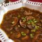 Mushroom Soup With No Cream!