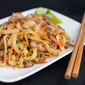Gluten-Free, Grain Free Chicken Pad Thai