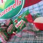 Babybel Mozzarella Stuffed Turkey Meatballs