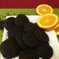 Black Rice Orange Cookies