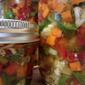 Homemade Hot Giardiniera