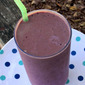 Berry Green Breakfast Smoothie - Start your day with one!
