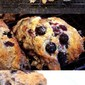 Low Fat Whole Wheat Blueberry Scones