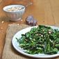 Kale-Miso Sauté with Dates and Millet