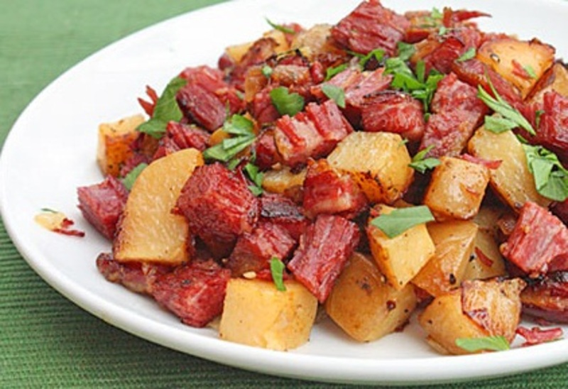 Receta Fast And Easy Corned Beef Pinoy Style Cocinarcomercompartir