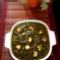 The Quicker Palak Paneer - Spinach and Indian Cheese Curry