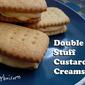 Double Stuff Custard Creams