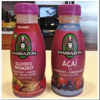 Review: Sambazon Superfood Smoothie & Juice Blends