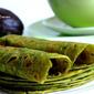 Avocado Parathas