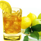 Iced Lemon With Tea