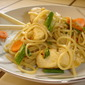 Sesame Chicken Soba Noodle Salad