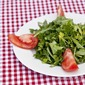 Clean Eating Mesclun Salad