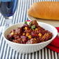 Chipotle Sweet Corn Meatloaf Chili or Chili Sloppy Joes