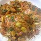 Slow-Cooked Moroccan Chicken with Apricots and Olives