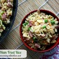 Ham Fried Rice {Leftover Ham Recipe}