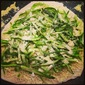 Tasty Thursday: Asparagus Goat Cheese Pizza
